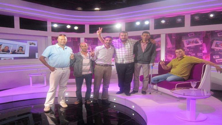 الحلقة التي لم تبث : الفقيد مصطفى اوماحي في برنامج قصة الناس على Medi1tv