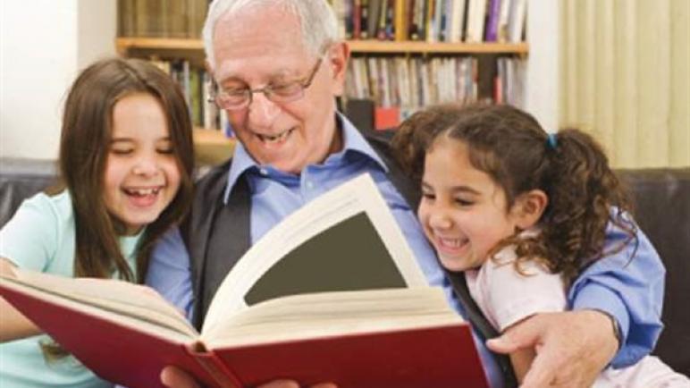 دراسة تنصح الأجداد بعدم التدخل في كل كبيرة وصغيرة في تربية الأحفاد