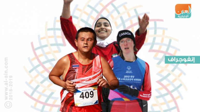 حصيلة نهائية..المغرب يفوز ب47 ميدالية وهؤلاء هم الأبطال في الأولمبياد الخاص بأبوظبي