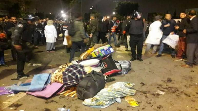 إصابة العشرات من  الأساتذة المتعاقدين بالدار البيضاء