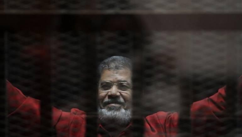 """آخر كلمة لمرسي: """"بلادي وإن جارت عليّ عزيزة"""""""