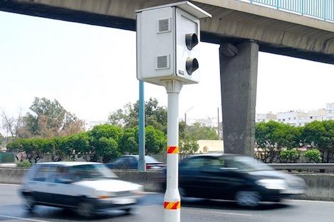 أزيد من 550 جهاز مراقبة لرصد مخالفات السير  على الطرق