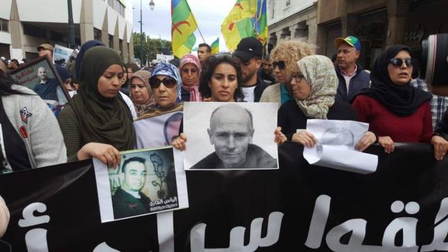 وفاة والد  «أشرف اليخلوفي» أحد معتقلي حراك الريف