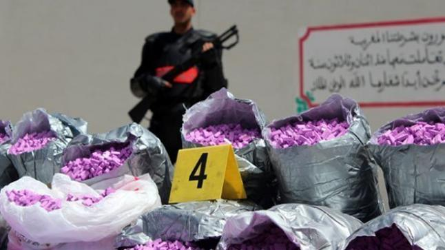 اعتقال 11 شخصا بحوزتهم كميات من مخدر الإكستازي والأقراص الطبية المخدرة بوجدة