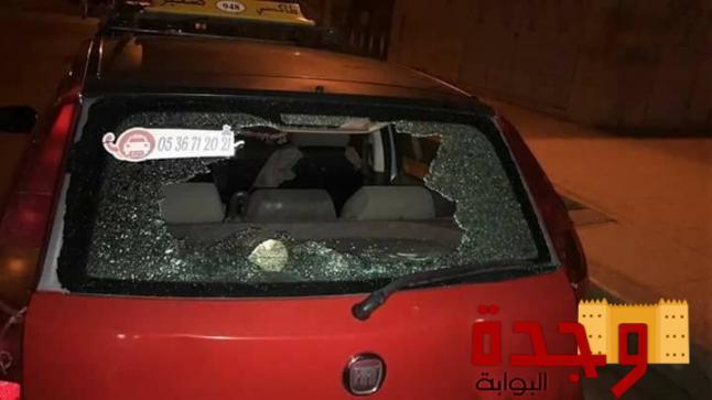 وجدة..الإعتداء على سائق سيارة أجرة وإرساله إلى المستعجلات في حالة خطيرة(صور)