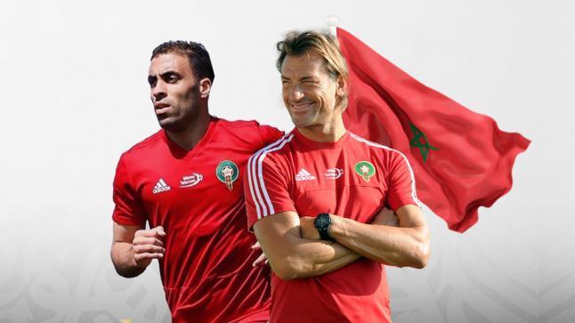 رونار بعد صمت طويل : مشكلة حمد الله مع لاعب واحد في المنتخب المغربي واسألوه لماذا غادر معسكر المنتخب