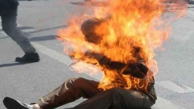 في تاني أيام عيد الأضحى…شخص ينتحر بإضرام النار في جسده بمنزل أصهاره بمراكش