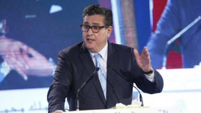 """أخنوش : """"لا مواطنة كاملة بدون مشاركة سياسية لمغاربة العالم"""""""