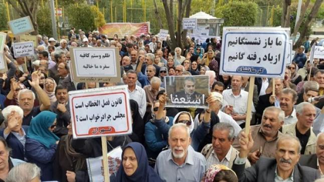 """هيومن رايتس ووتش : إيران """"تتعمد"""" التستر على عدد قتلى وموقوفي الاحتجاجات"""