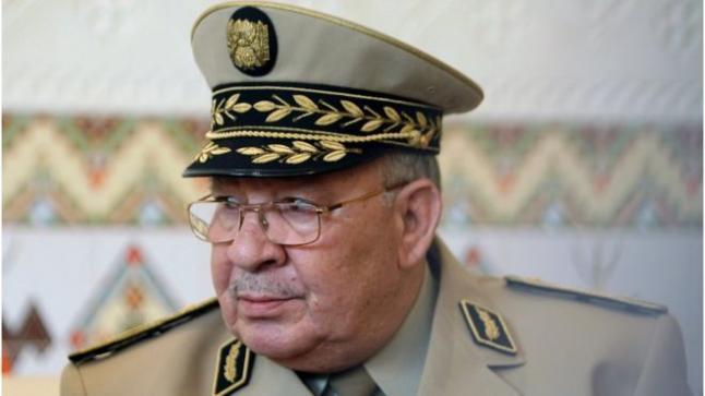 قائد الجيش الجزائري يدعو لإعلان موعد انتخابات الرئاسة