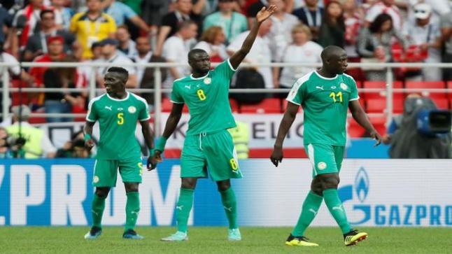 فوز السنغال على تونس في نصف نهائي أمم إفريقيا 2019