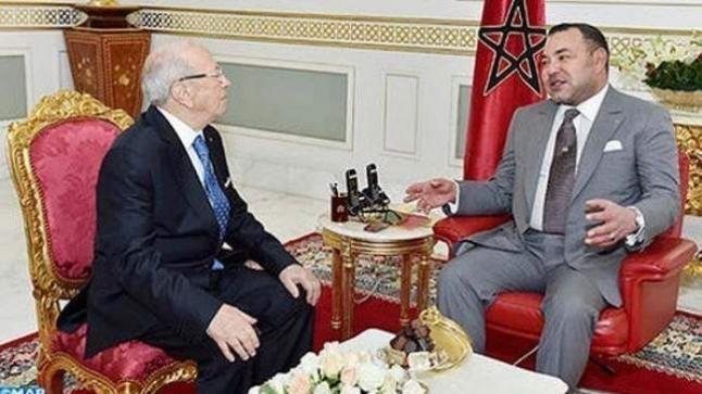 إثر وفاة السبسي..المغرب يلغي حفلا رسميا