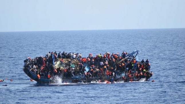 مأساة…مصرع ستة أشخاص اثر انقلاب قارب للهجرة السرية بسيدي إفني