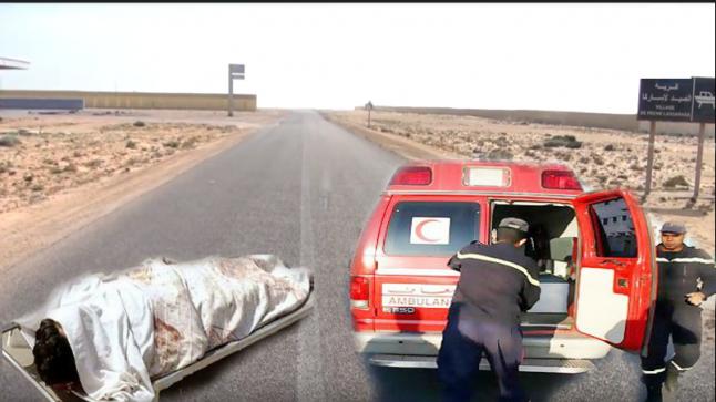 مصرع ضابط شرطة بولاية أمن سطات في حادث سير مروع