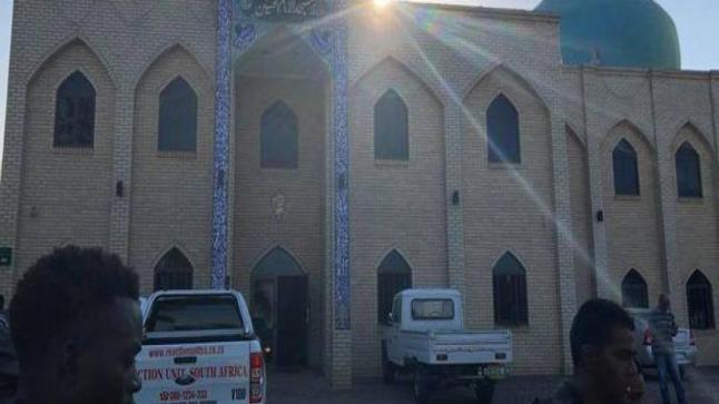 سبتة : هجوم مسلح على مسجد مولاي المهدي فجر اليوم