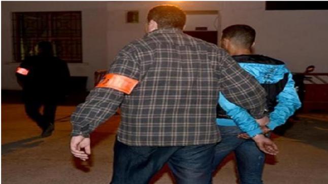 أمن الجديدة يوقف لصا سرق هاتف الصحفي عثمان جدي في ظرف قياسي