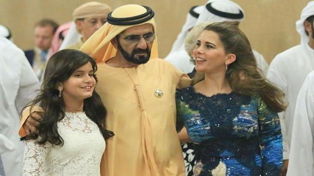 صحيفة بريطانية تكشف القصة الكاملة لهروب زوجة حاكم دبي