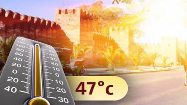 موجة حر شديد اليوم الخميس تصل إلى 47 درجة تعم سوس وتادلة والرحامنة وتانسيفت والشمال