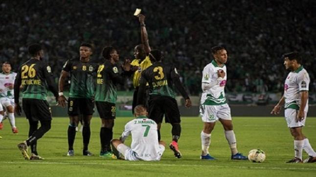 برنامج ممثلي المغرب في دوري الأبطال والكاف