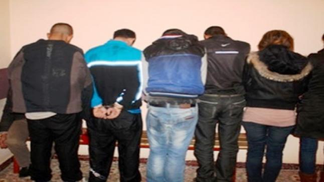 تفاصيل القبض على عصابة إجرامية تتزعمها تلميذة بأزيلال…