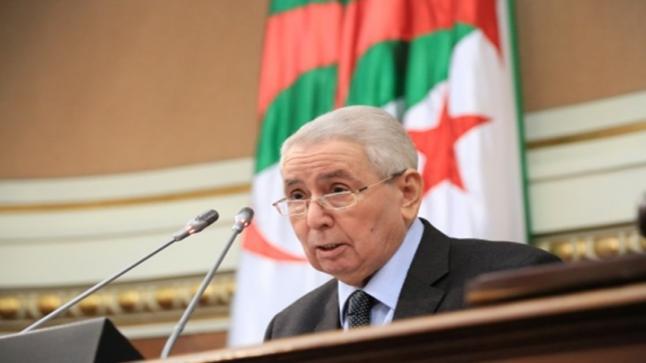 انتهاء فترة رئاسة ابن صالح المؤقتة للجزائر.. وقرار بالتمديد
