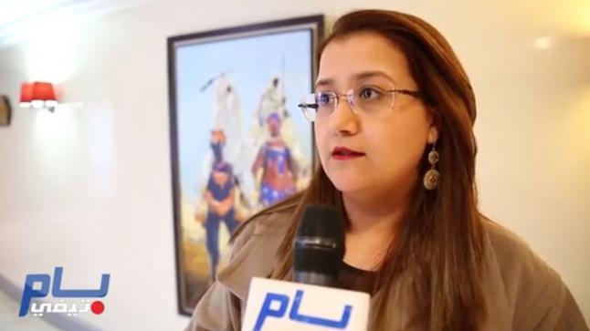 """البرلمانية مريم وحساة تسائل الرباح عن إجراءات تفادي """"كورونا"""" بوسائل النقل العمومية"""