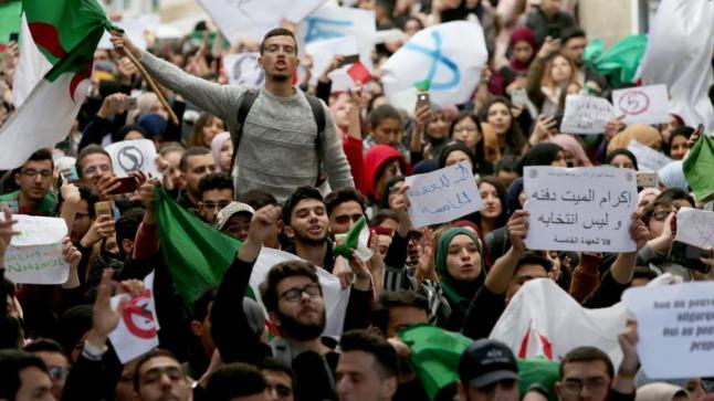 رغم انتخاب رئيس جديد..الحراك الجزائري مستمر للجمعة 47