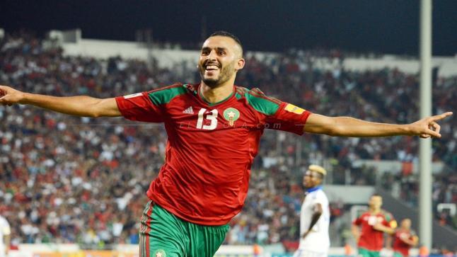 بالفيديو…الإصابة تبعد  « خالد بوطيب » عن المشاركة في مباراة الأسود ضد ساحل العاج