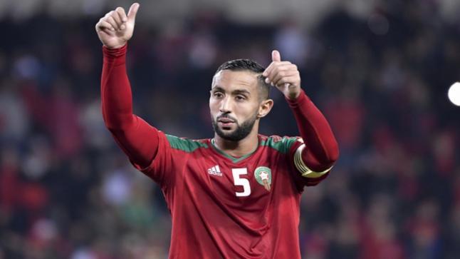 اللاعب الدولي المهدي بن عطية يتفاعل مع تدوينة هيرفي رونار
