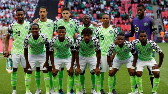 نيجيريا أول المتـأهلين لدور الـ 16 في الكان