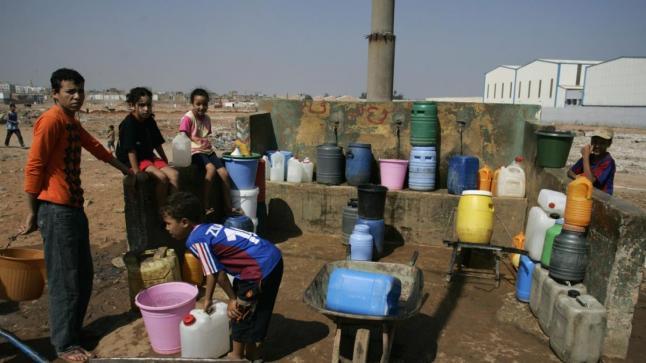 قلعة السراغنة : ساكنة دوار أولاد خلوف تعيش العطش أيام عيد الأضحى