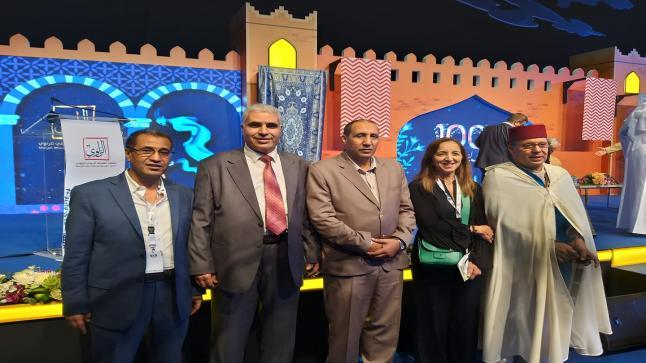 مشاركة أكاديمية مغربية متميزة بملتقى الشارقة الدولي للراوي