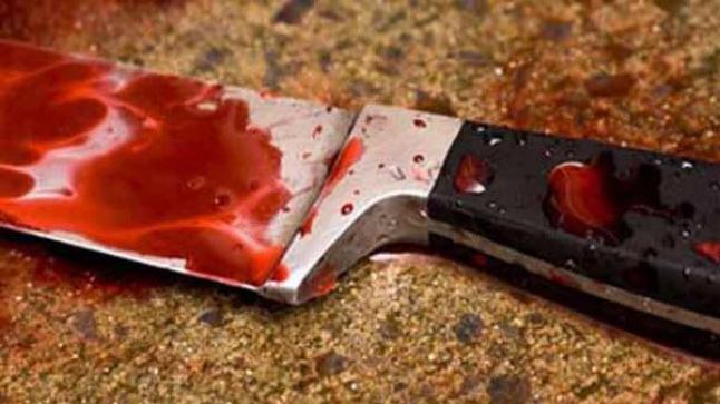 مصرع سيدة طعنت نفسها بسكين واضرمت النار في منزلها بمراكش