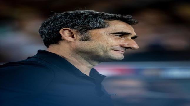 عاجل..برشلونة يفسخ عقد المدرب فالفيردي وهذا هو اسم المدرب الجديد