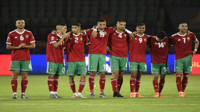 """قرعة """"كان"""" 2021 …المغرب في المجموعة الخامسة"""
