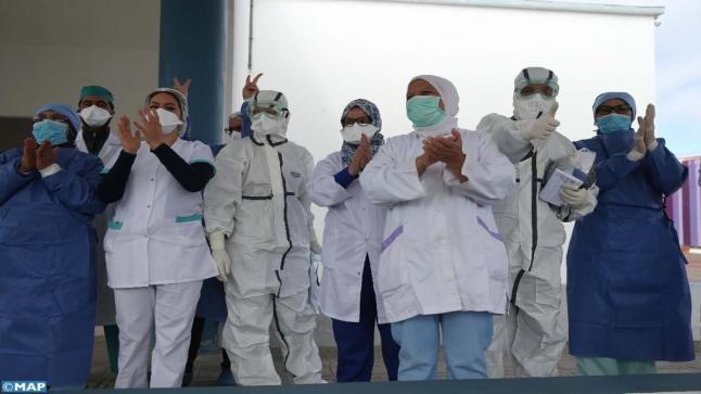 تسجيل أول حالة شفاء من فيروس كورونا بخريبكة ترفع عدد المتعافين بجهة بني ملال خنيفرة إلى 3