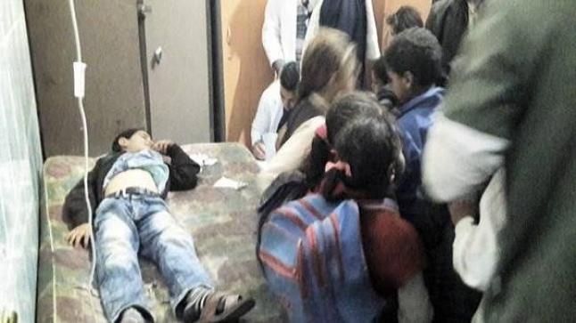 تسمم عشرات التلاميذ يستنفر المصالح الإقليمية بشيشاوة