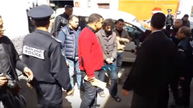 اعتقال خمسيني متورط في جريمة قتل بسلا