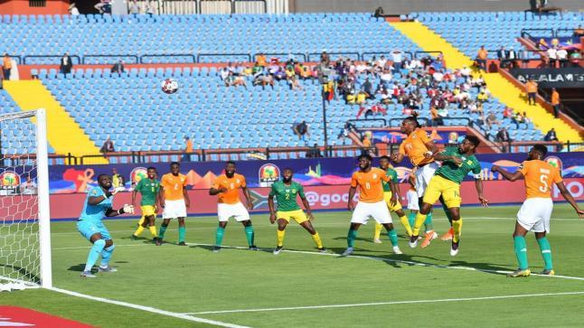 كوت ديفوار تفوز على جنوب إفريقيا وتشارك المغرب صدارة المجموعة