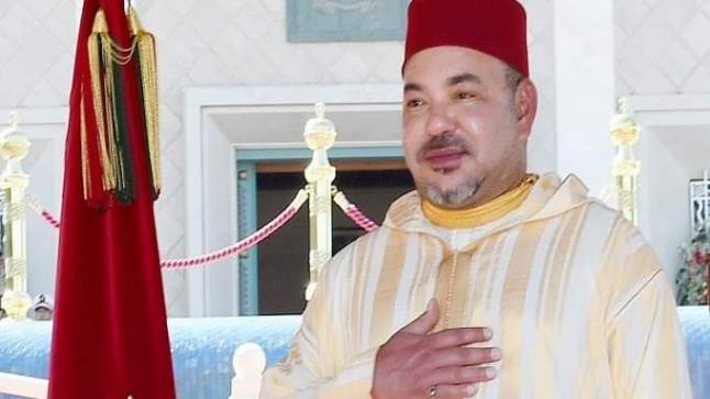 الملك محمد السادس يوجه رسالة إلى الحجاج بمناسبة سفر أول فوج منهم إلى الحج