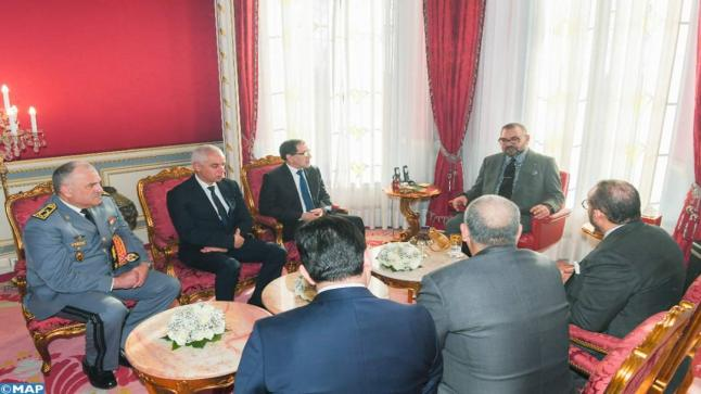 بسبب فيروس كورونا..الملك محمد السادس يترأس جلسة عمل مخصصة لوضعية المواطنين المغاربة الموجودين بالصين