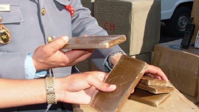 تارودانت : إحباط عملية لتهريب كمية مهمة من المخدرات