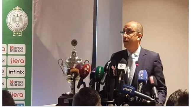 هشام أيت منا: السيلفي مع جبران ردة فعل على اتهامات الرجاويين