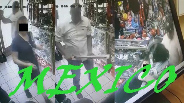 مديرية الأمن تنفي: فيديو الاعتداء على مسيرة محل للملابس الرياضية وقع بالمكسيك وليس الدار البيضاء.