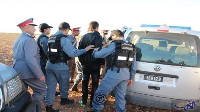 القبض على مجرم روع الساكنة ضواحي بني ملال