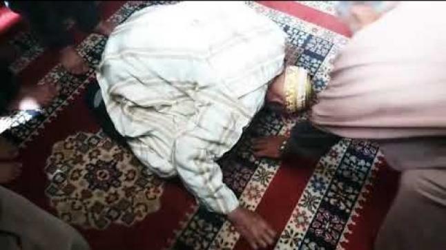 اللهم حسن الخاتمة…رجل يموت ساجدا في صلاة العشاء بمراكش