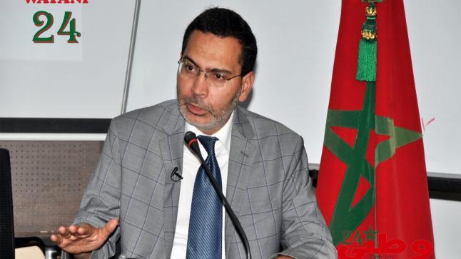 واقع حرية الصحافة في المغرب..الخلفي يستعرض المكتسبات بلندن