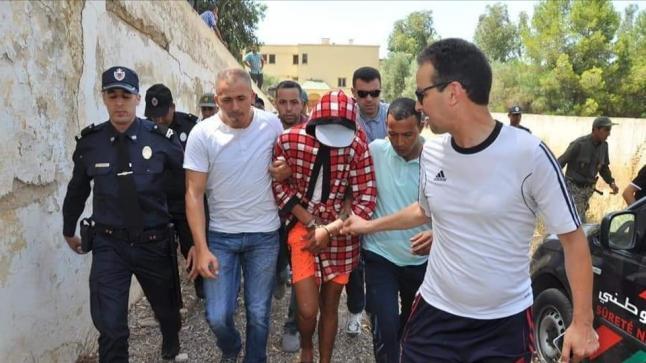 إعتقال بارون مخدرات مغربي مبحوث عنه منذ 2005