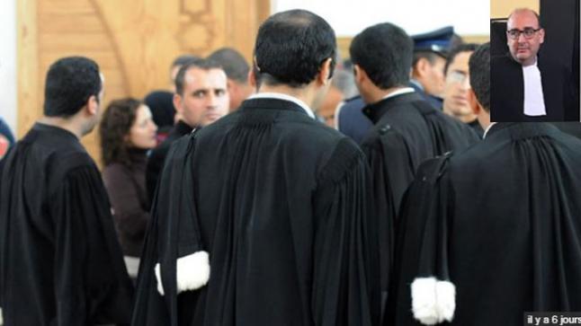 واجب الاشتراك يغضب المحامين الجدد