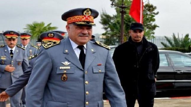 وفاة والدة الجنرال دوكور دارمي محمد حرمو